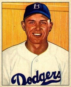 Top 10 Gil Hodges Baseball Cards 8