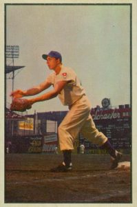 Top 10 Gil Hodges Baseball Cards 7