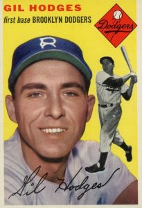 Top 10 Gil Hodges Baseball Cards 2