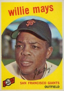 Top 10 Vintage Baseball Card Singles of 1959 5