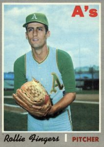Top 10 Rollie Fingers Baseball Cards 9