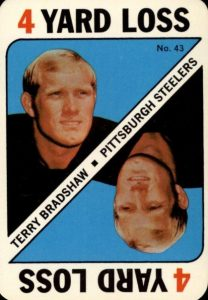 Top 10 Terry Bradshaw Football Cards 6