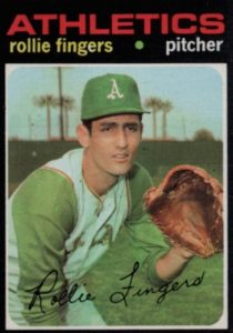 Top 10 Rollie Fingers Baseball Cards 7