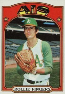 Top 10 Rollie Fingers Baseball Cards 6