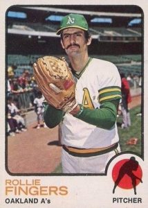 Top 10 Rollie Fingers Baseball Cards 3