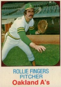 Top 10 Rollie Fingers Baseball Cards 1