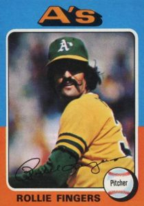 Top 10 Rollie Fingers Baseball Cards 5