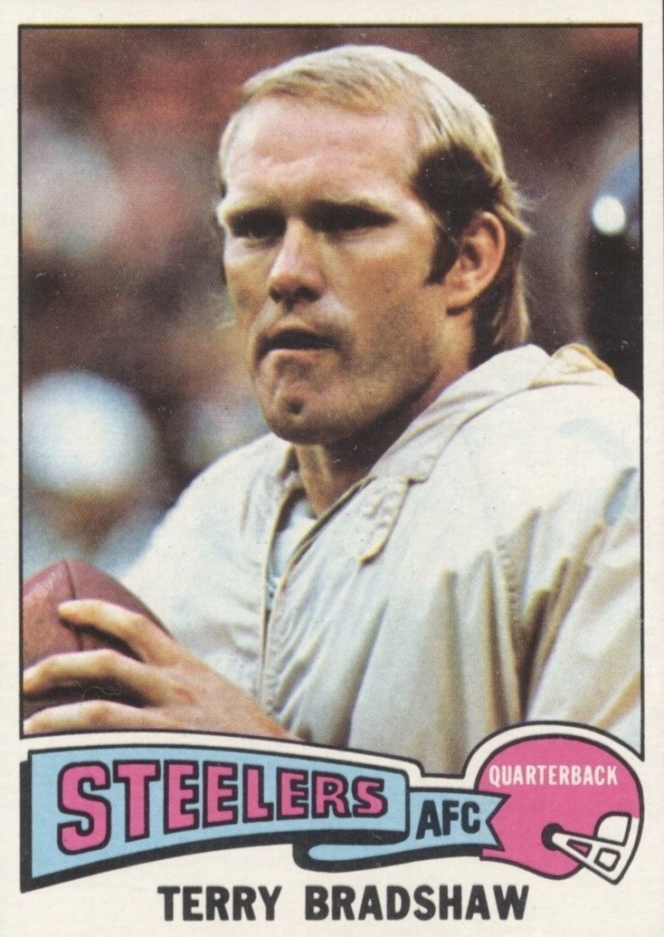 1975 Topps Football Cards 1