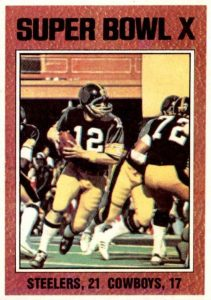 Top 10 Terry Bradshaw Football Cards 2