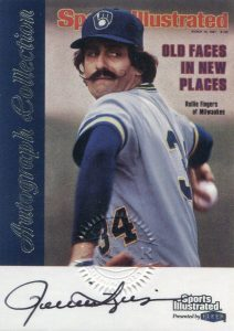 Top 10 Rollie Fingers Baseball Cards 8