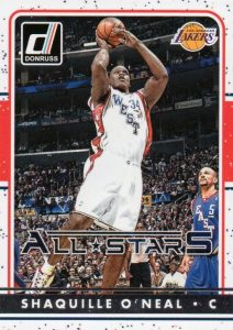 2016-17 Donruss Basketball Cards - Checklist Added 22