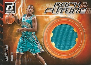 2016-17 Donruss Basketball Cards - Checklist Added 23