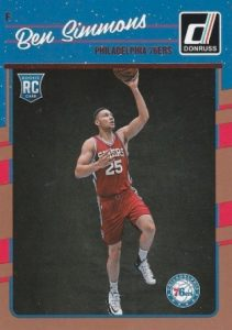 2016-17 Donruss Basketball Cards - Checklist Added 21