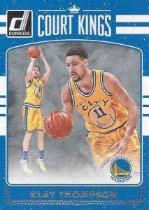 2016-17 Donruss Basketball Cards - Checklist Added 24