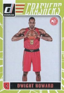 2016-17 Donruss Basketball Cards - Checklist Added 25