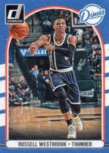 2016-17 Donruss Basketball Cards - Checklist Added 26