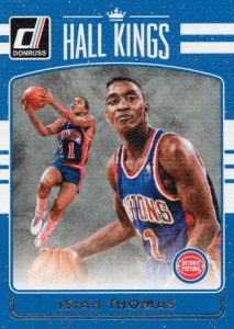 2016-17 Donruss Basketball Cards - Checklist Added 29