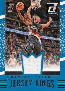 2016-17 Donruss Basketball Cards - Checklist Added 30