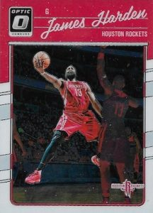 2016-17 Donruss Basketball Cards - Checklist Added 33