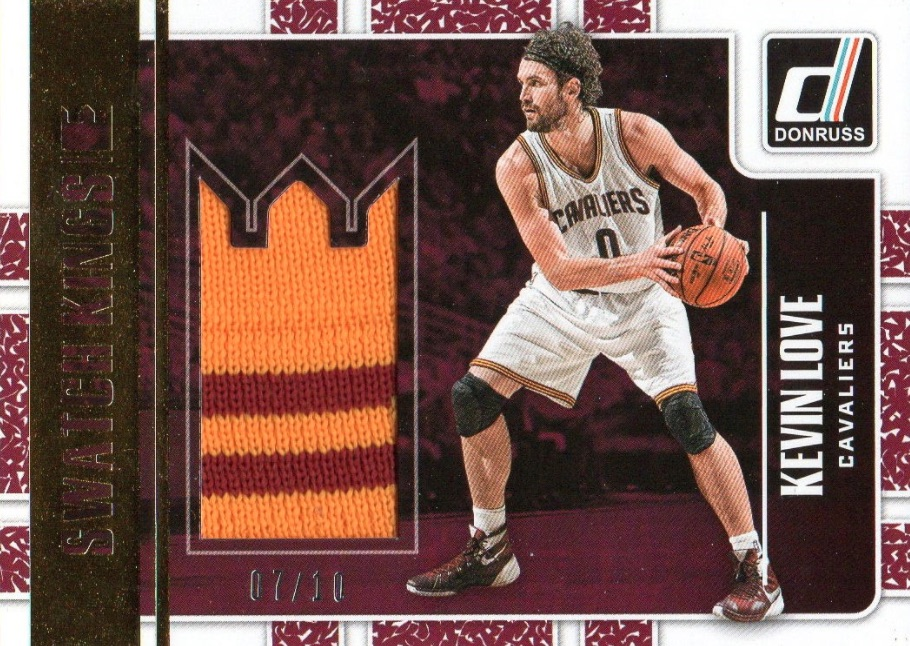 2016-17 Donruss Basketball Cards - Checklist Added 35