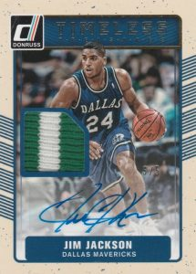 2016-17 Donruss Basketball Cards - Checklist Added 38