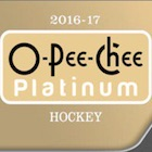 2016-17 O-Pee-Chee Platinum Hockey Cards