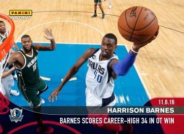 2016-17 Panini Instant NBA Basketball Cards 27