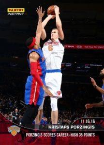 2016-17 Panini Instant NBA Basketball Cards 29