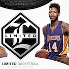 2016-17 Panini Limited Basketball Cards
