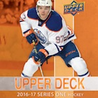 2016-17 Upper Deck Series 1 Hockey Cards