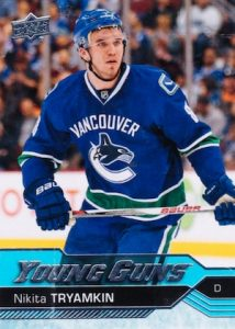 2016-17 Upper Deck Young Guns Checklist and Gallery - Series 2 21