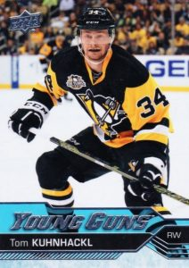 2016-17 Upper Deck Young Guns Checklist and Gallery - Series 2 23