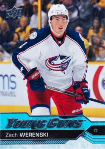 2016-17 Upper Deck Young Guns Checklist and Gallery - Series 2 24