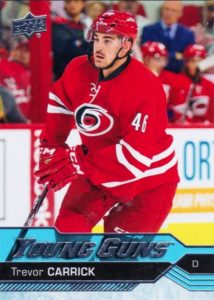 2016-17 Upper Deck Young Guns Checklist and Gallery - Series 2 30