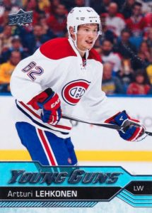 2016-17 Upper Deck Young Guns Checklist and Gallery - Series 2 32