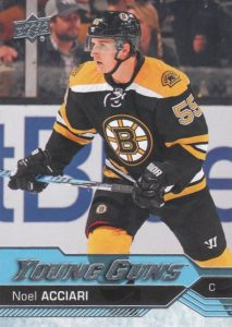 2016-17 Upper Deck Young Guns Checklist and Gallery - Series 2 38