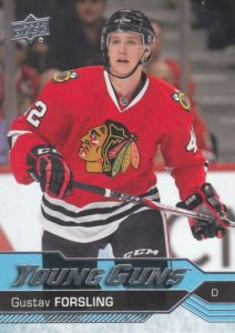 2016-17 Upper Deck Young Guns Checklist and Gallery - Series 2 40