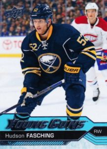 2016-17 Upper Deck Young Guns Checklist and Gallery - Series 2 42