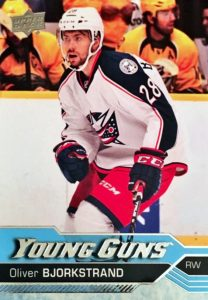 2016-17 Upper Deck Young Guns Checklist and Gallery - Series 2 43