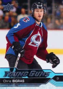 2016-17 Upper Deck Young Guns Checklist and Gallery - Series 2 45