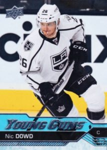 2016-17-upper-deck-young-guns-series-1-hockey-247-nic-dowd