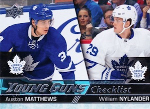 2016-17-upper-deck-young-guns-series-1-hockey-250-auston-matthews-william-nylander-cl