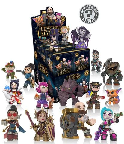 Funko League of Legends Mystery Minis