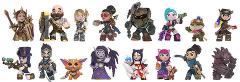 2016 Funko League of Legends Mystery Minis 2