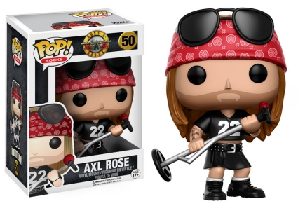 Ultimate Funko Pop Rocks Music Figures Gallery and Checklist 61