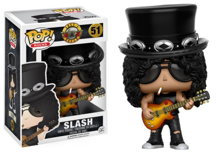 2016 Funko Pop Guns N Roses Vinyl Figures 22