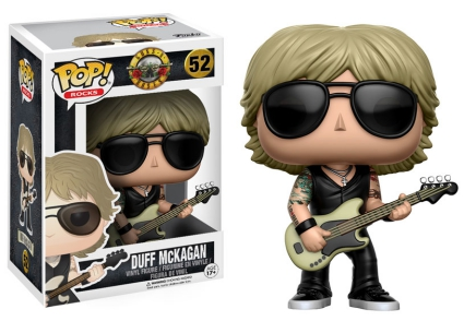 2016 Funko Pop Guns N Roses Vinyl Figures 26