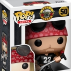 2016 Funko Pop Guns N Roses Vinyl Figures