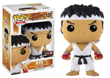 Ultimate Funko Pop Street Fighter Figures Gallery and Checklist 6