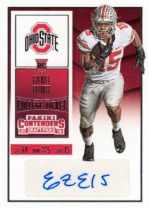 Top Ezekiel Elliott Rookie Cards 4